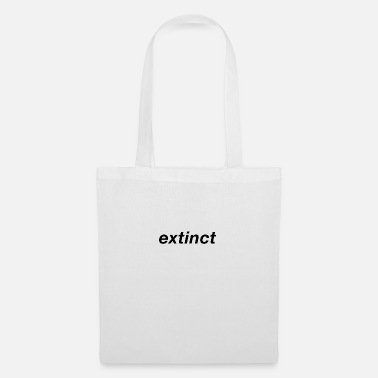 Extinct Extinct - Tote Bag
