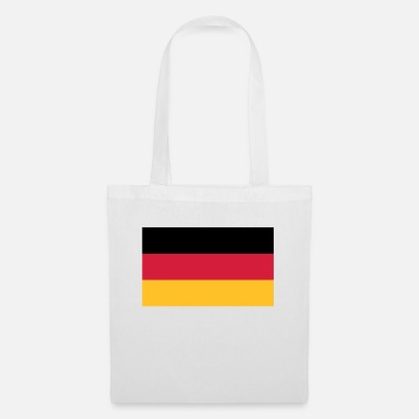 Federal National flag of Germany - Tote Bag