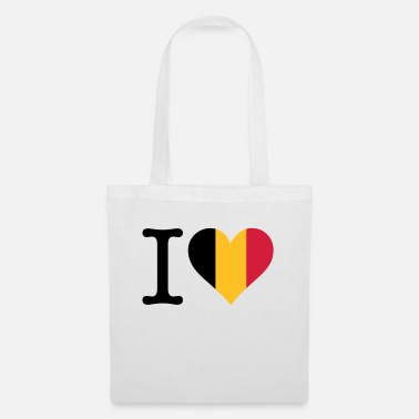 Major League I Love Belgium - Tote Bag