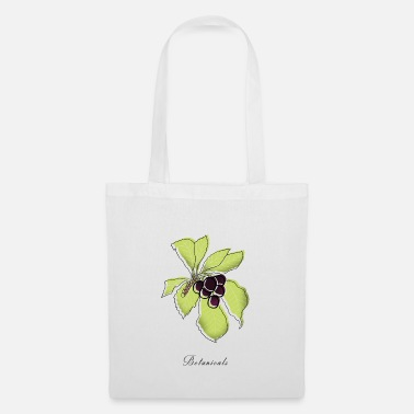 Berries plant design - Tote Bag