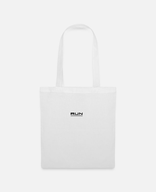 Training Bags & Backpacks - RUN - Tote Bag white