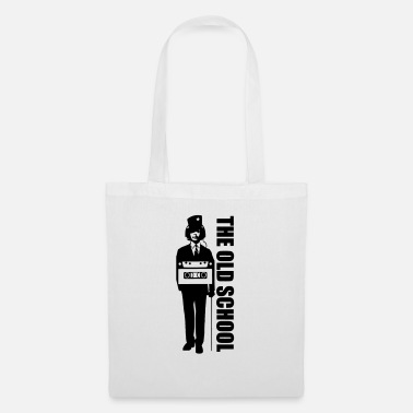 the old school - Tote Bag