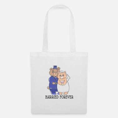 Photo Wedding marriage marriage marriage married - Tote Bag