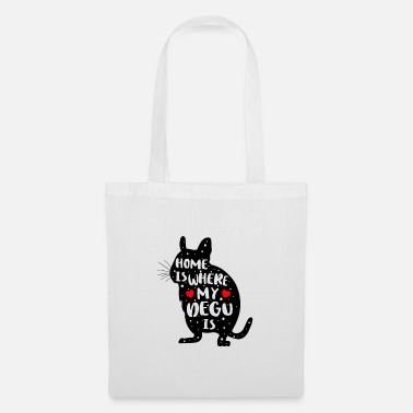 Sweet Fash home is where my pet is - Tote Bag
