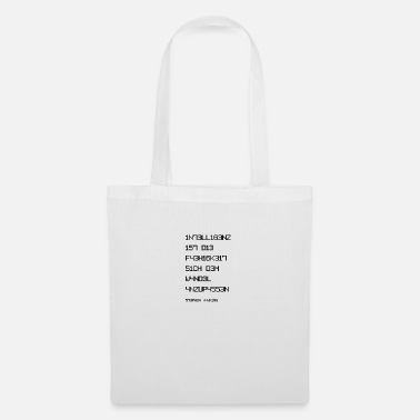 Ability Intelligence is the ability .. - Tote Bag