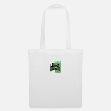 Schland these green tractors are not for missions2 - Tote Bag