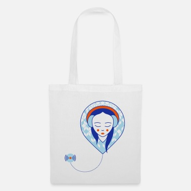 East Asia music connects - Edition East Asia - Tote Bag