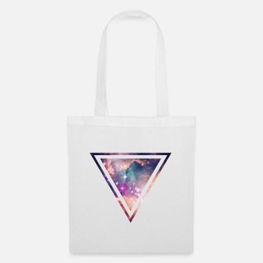 Extra Galaxy - Space - Universe / Hipster Triangle - Tote Bag