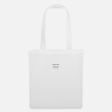 Calm Calm - Tote Bag