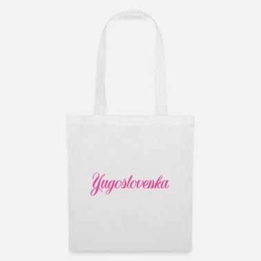 jugoslovenka - Tote Bag