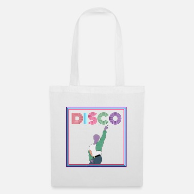 DISCO JM - Tote Bag