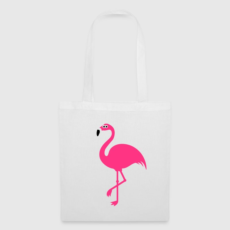 Humour mignon Flamingo  - Tote Bag