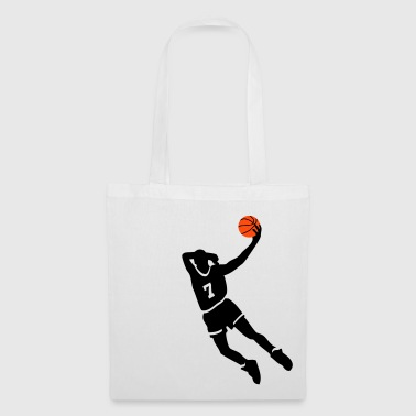 Basketball slam dunk - Tote Bag