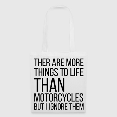 MOTORCYCLES - Tote Bag