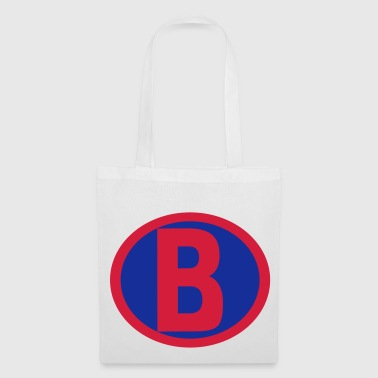 Super, Superheld, Superheldin, Hero, B - Tote Bag