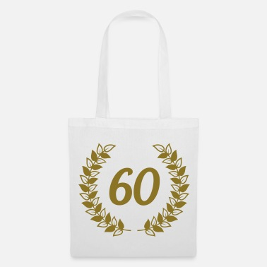 Birthday sixtieth 60th 60 birthday - Tote Bag