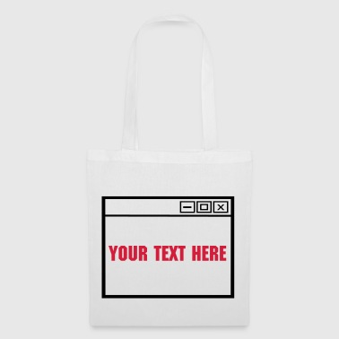 Window - Tote Bag