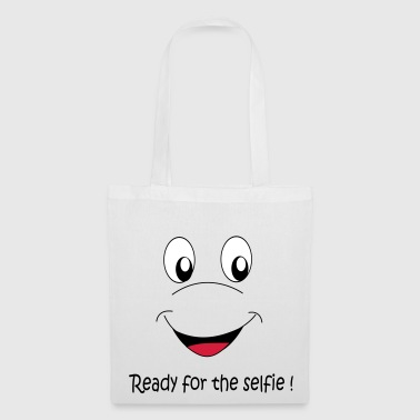 Ready for the selfie - Tote Bag