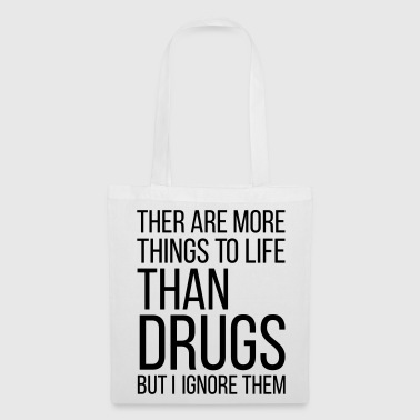DRUGS - Tote Bag