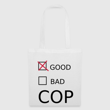 Good Cop - Stoffbeutel