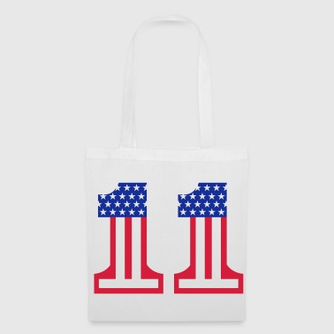 Stars And Stripes 1 - Bolsa de tela