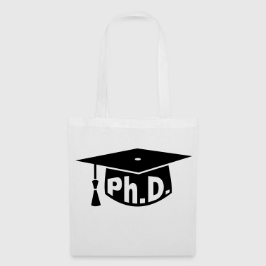 Graduation Party - PhD - Gift - Tote Bag