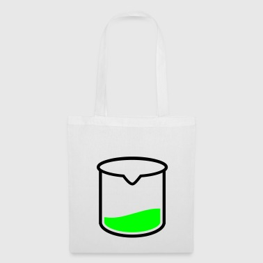beaker bécher - Tote Bag