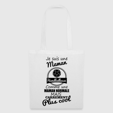 Maman handball - Tote Bag