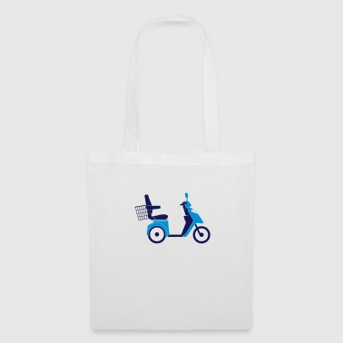 Scooter / Scooter - Tote Bag