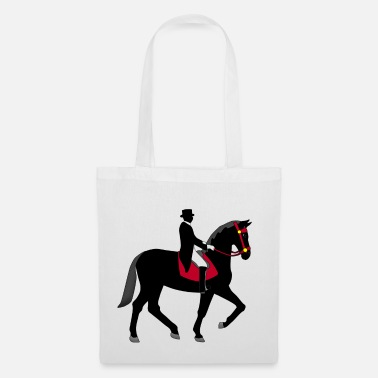 Dressage dressage - Tote Bag