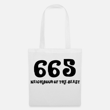 Catholique 665: Le voisin de la bête - Tote Bag