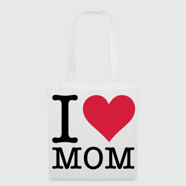 I love my mum! - Tote Bag