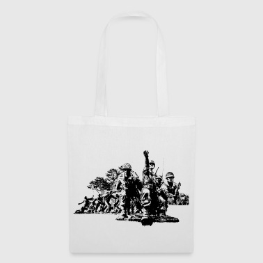 Korean War - Tote Bag