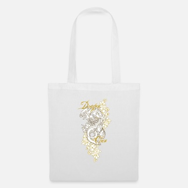 Clan clan de dragon - Tote Bag