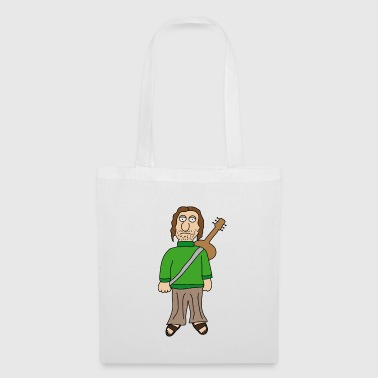 Hippie - Tote Bag