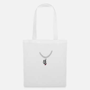 Flaming flame - Tote Bag
