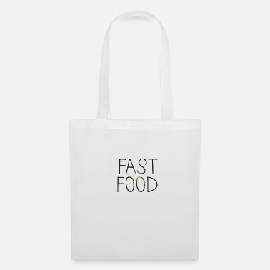 Fast Food fast-food - Tote Bag