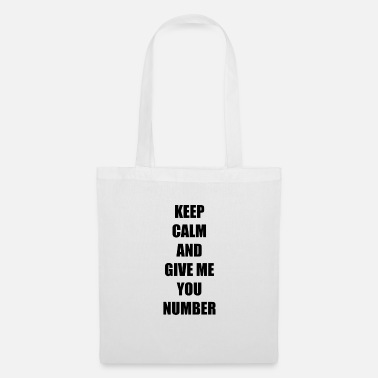 Keep Calm KEEP CALM - Tote Bag
