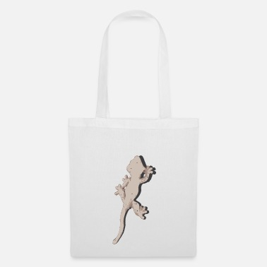 Crest Crested gecko - Tote Bag