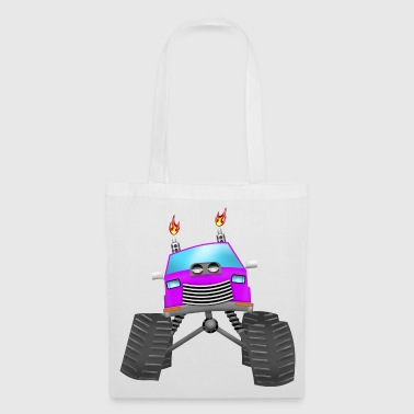Monster Truck - Tote Bag