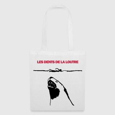 Les dents de la loutre - Tote Bag