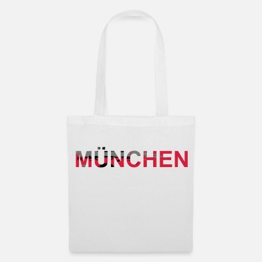 Munich Munich - Tote Bag