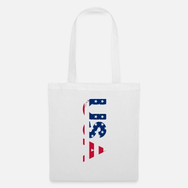 Étatsunis T-shirt USA - Tote Bag