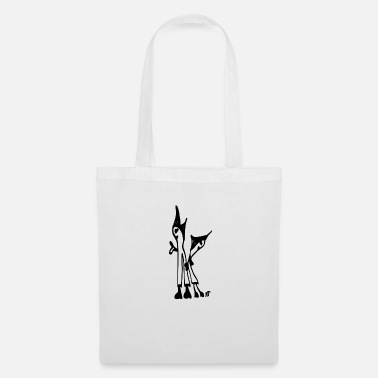 Two the two - Tote Bag