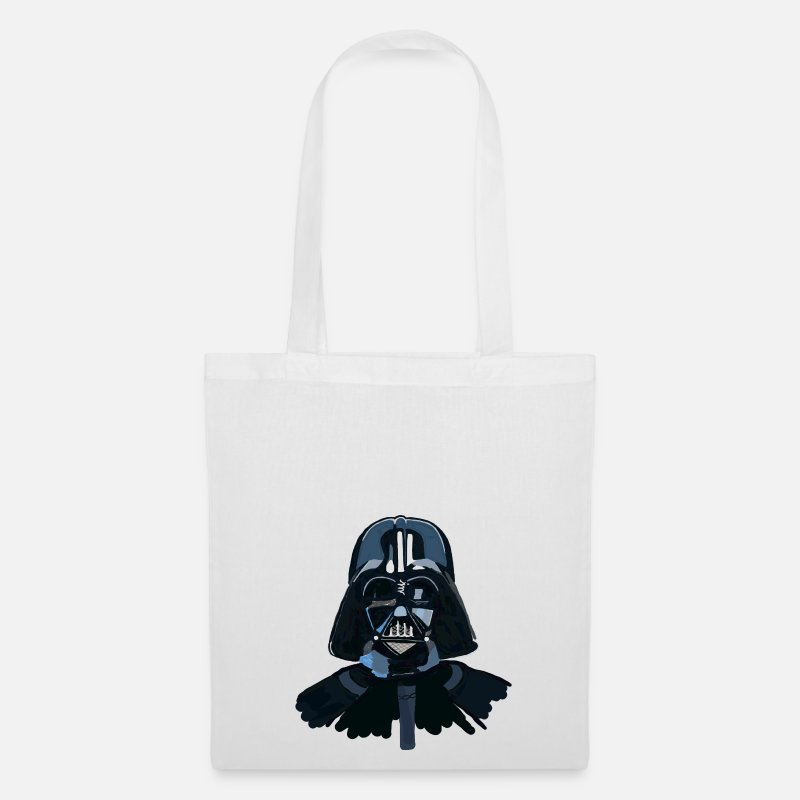 Darth Bags & Backpacks - Darth Vader - Tote Bag white