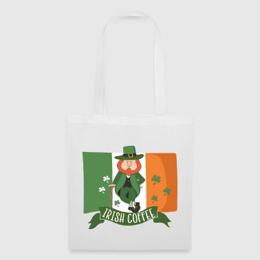 Irland Lucky Charm - Irish Coffee - Stoffveske