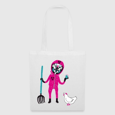 Atom Farmer - Tote Bag