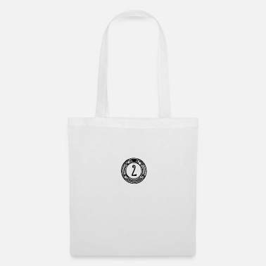 Two TWO - 2 - TWO - Tote Bag