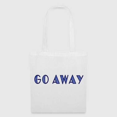 go away - Tygväska
