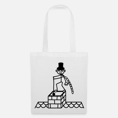 Chimney Sweep Chimney Sweeps fireplace - Tote Bag